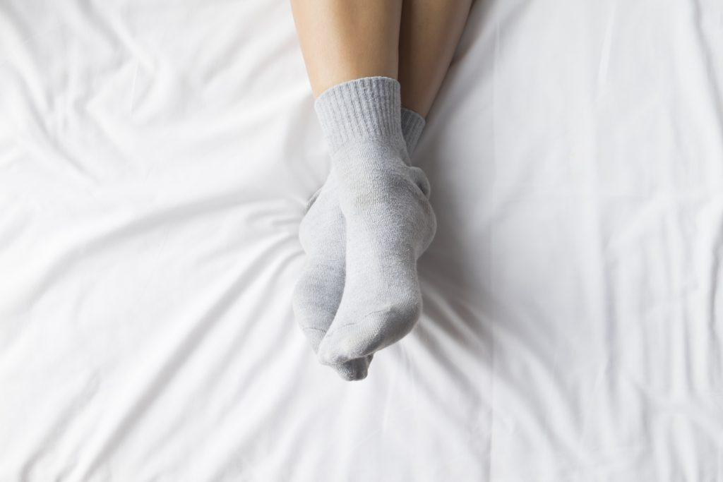 komfort termiczny podczas snu