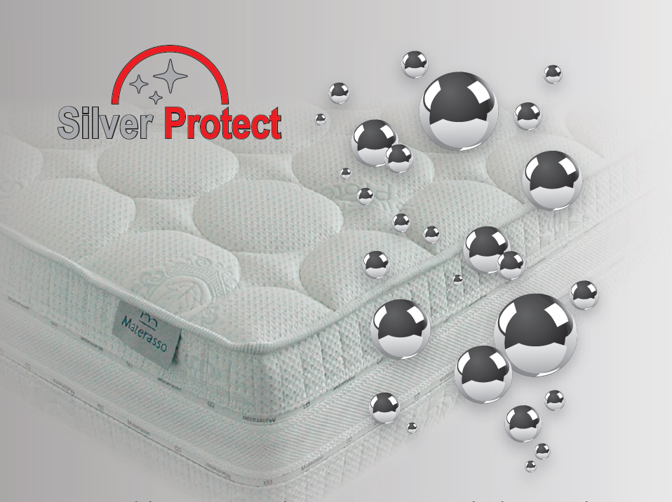 silver protect materac