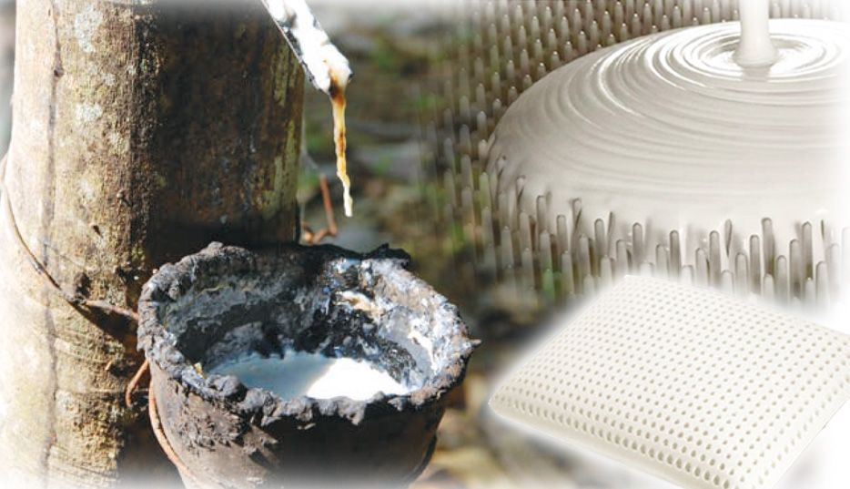 lateks syntetyczny i naturalny w materacach