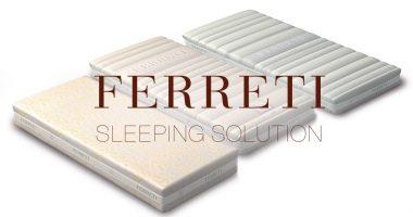 materasso ferreti sleeping solution