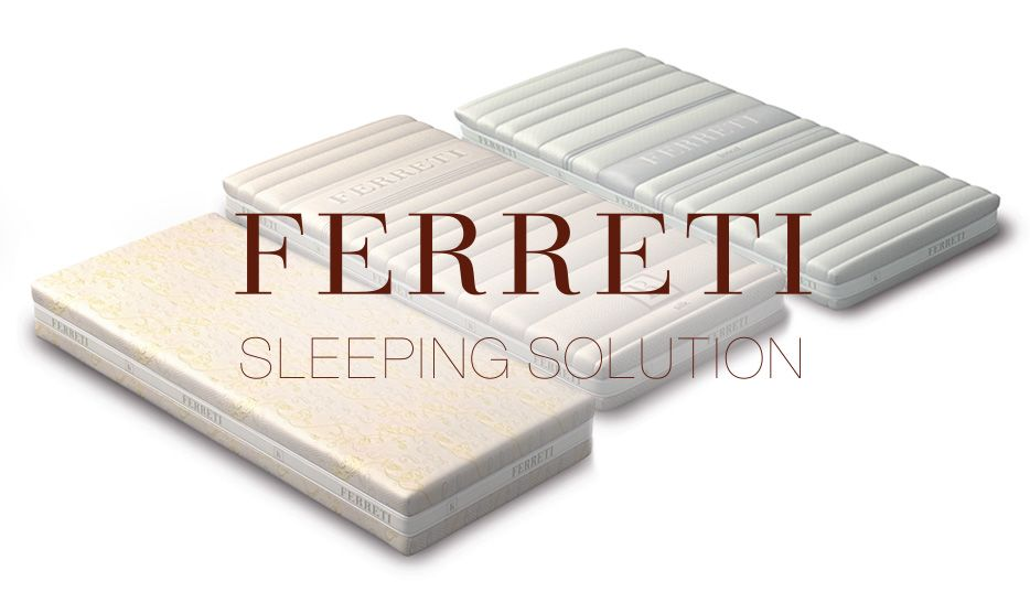 materasso ferreti sleeping solution