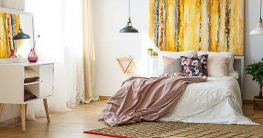 dobry projekt sypialni