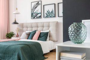 pokrowiec na materac - czy jest niezbedny, sypialnia