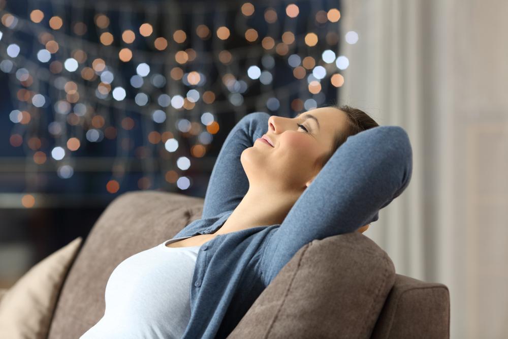 odpoczynek przed świętami