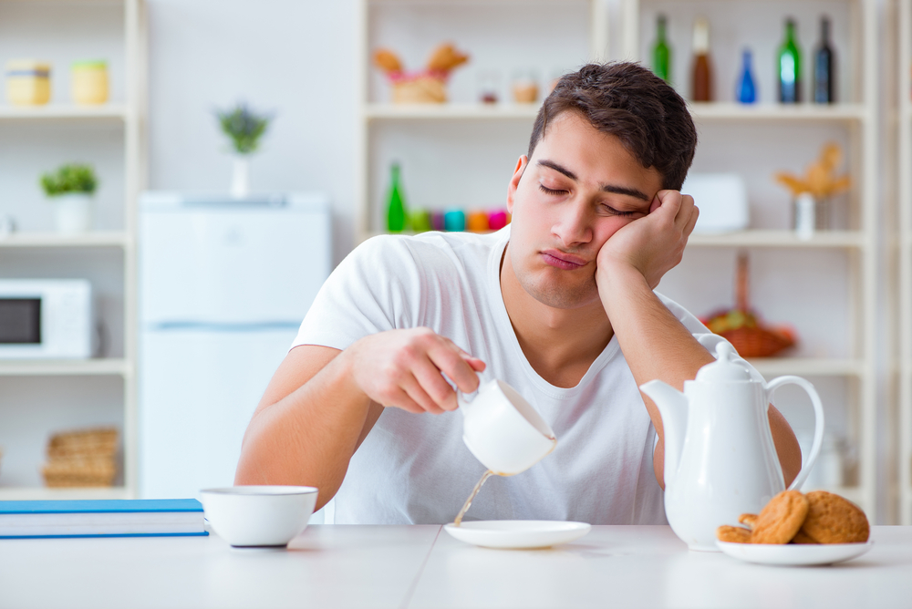 sen, który nie przynosi odpoczynku
