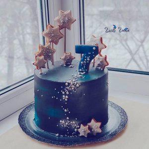 ciasto na piżama party